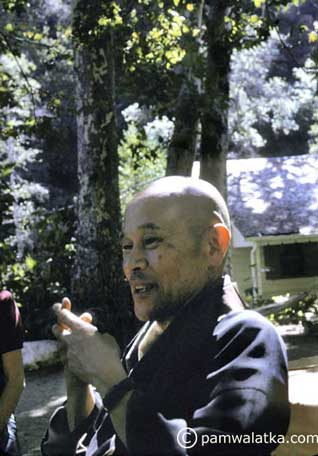 photo of Shogaku Shunryu Suzuki-roshi